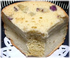 鳴門金時芋のシフォンケーキ