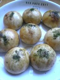 たこ焼きパン1