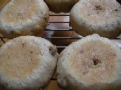 くるみのお焼きパン