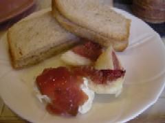 生イチヂク&チーズ