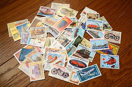 フェリシモの切手