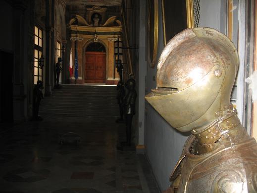 宮殿の騎士大