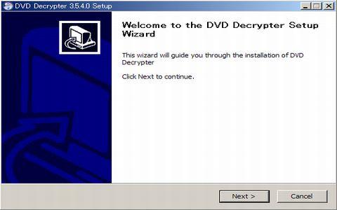DVD Decrypter4