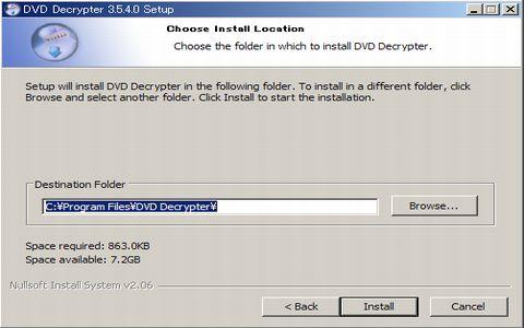 DVD Decrypter7