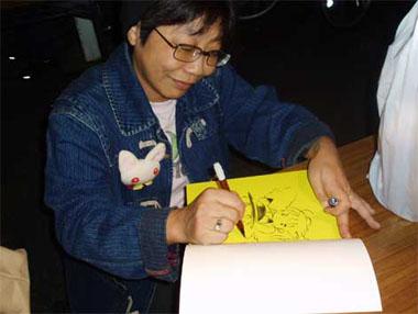 川猫サイン