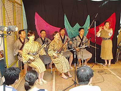 沖縄三線の会