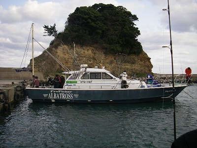 ALBATROSS1号艇