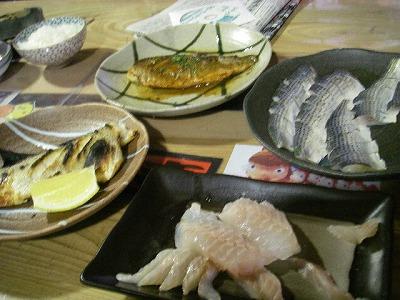 食卓の準備