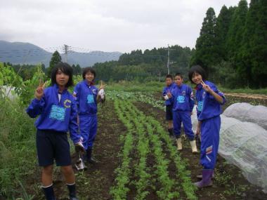 080916農業体験