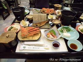 1日目夕食♪