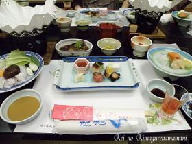 2日目夕食♪