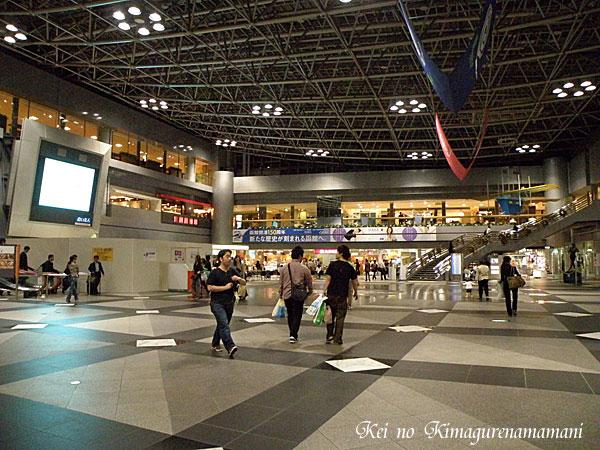 新千歳空港♪