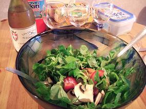 てんこ盛りサラダ2