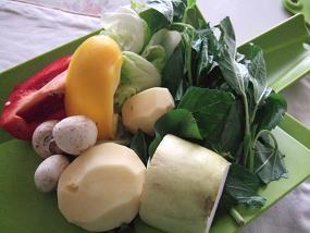 9月13日 野菜