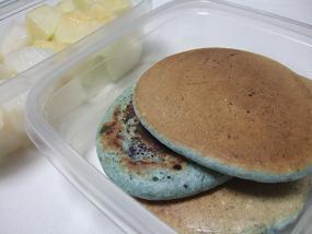 9月15日 昼パンケーキ