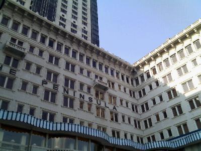 初 半島酒店 May 09 003