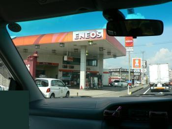 ガソリンスタンド5