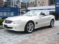 ベンツ SL500