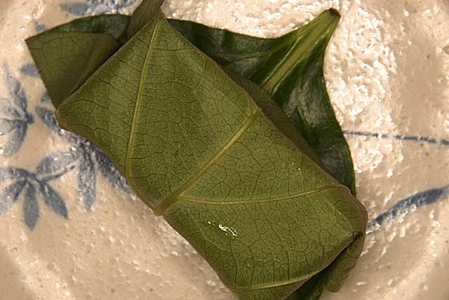 柿の葉寿司_080517