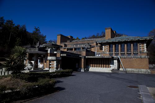 旧帝国ホテル