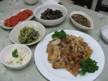 19 June 2008 Dinner