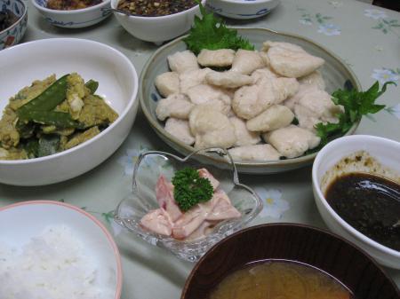 20 June 2008 Dinner