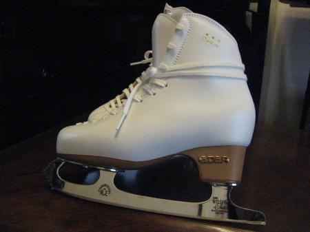 23 June 2008 スケート靴