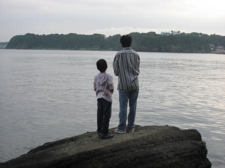 24_July_2008 父と息子