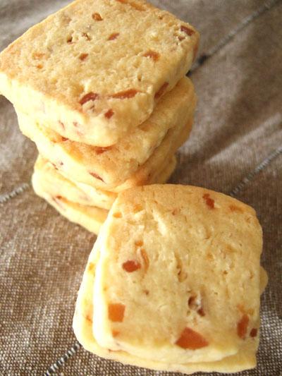 アップルココナッツクッキー