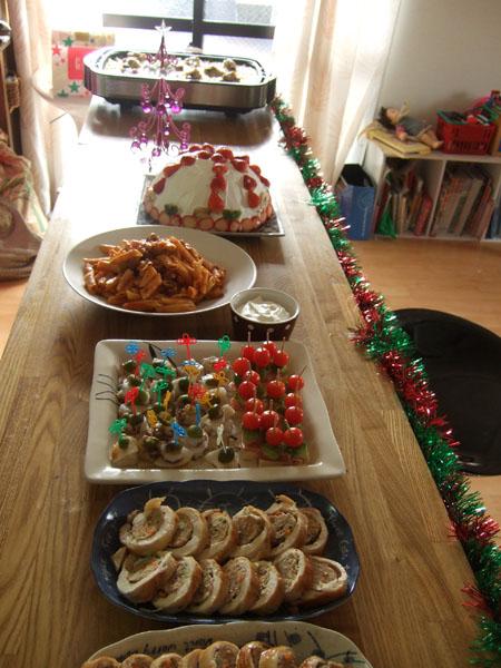 クリスマスランチ