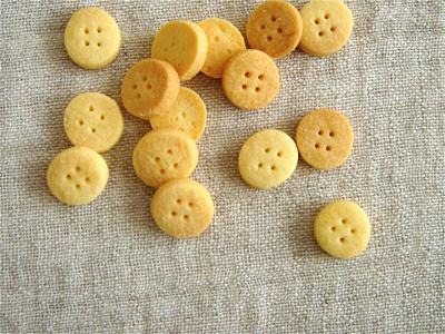 ボタンクッキーb