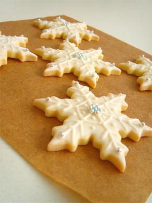 雪の結晶クッキーb