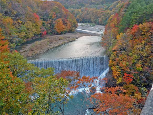 松川のたき