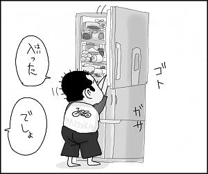 冷蔵庫を解く8