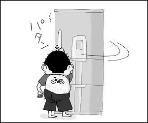 冷蔵庫を解く8.5