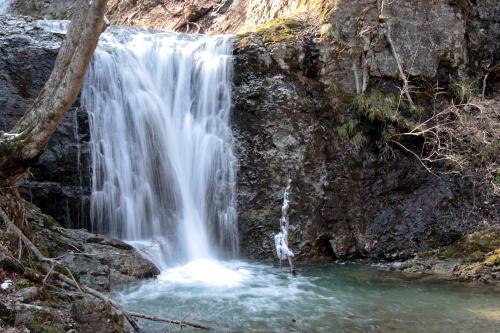 幣懸の滝①