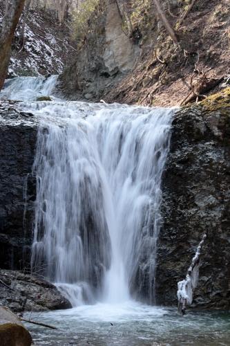 幣懸の滝②