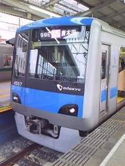 小田急4000