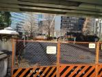 常盤橋公園は工事中2