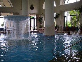 アリビア室内プール