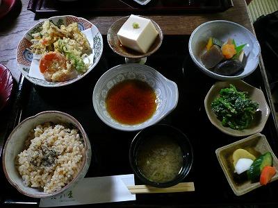 玄米菜食膳_竹