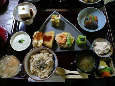 玄米菜食膳_松