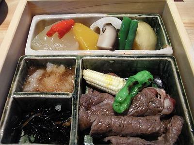 彩り弁当3段目