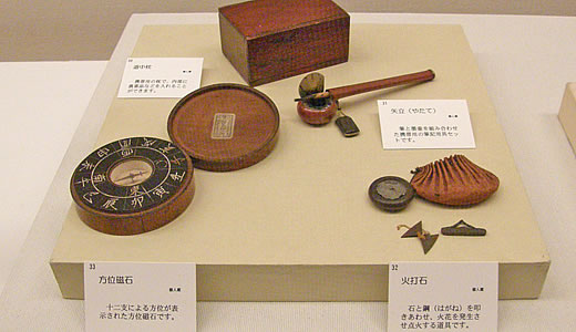 江戸時代の旅人-4
