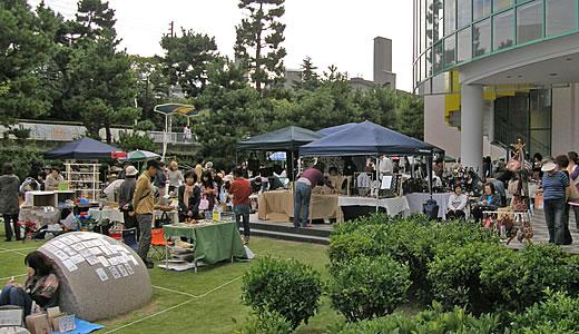 2008年アートフリーマーケット-1