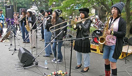 神戸大学六甲祭 2008-6
