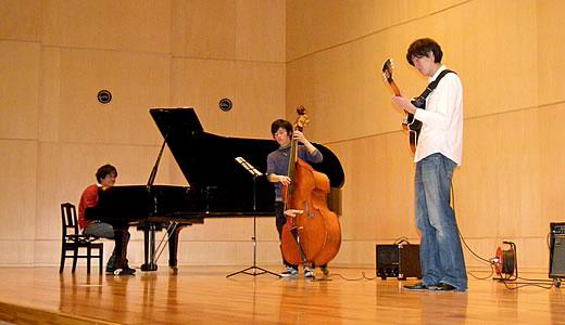 キャンパスJAZZライブ2008-2