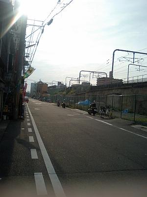 JR新長田へ向かいます。
