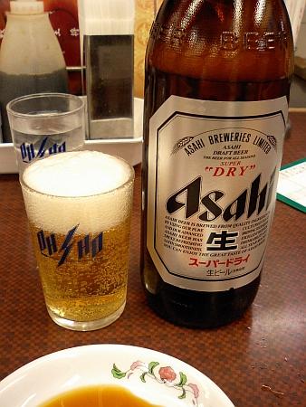 瓶ビールから