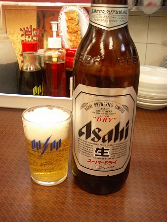 ビンビールから